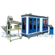 Fully Automatic PET Bottle Blowing Machine For Handled bottle